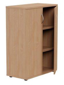 Kito 1130mm Storage Cupboard - Beech