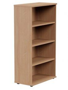 Beech 1490mm Open Storage