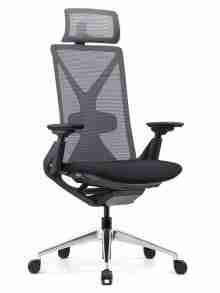 Fercula Ergonomic Office Chair - Headrest